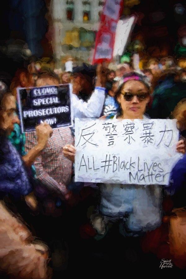 All #BlackLives Matter