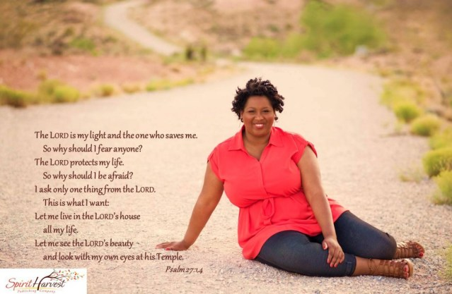 LaShawnda at Red Rock Canyon, NV Photo credit: Deidra Wilson Photography