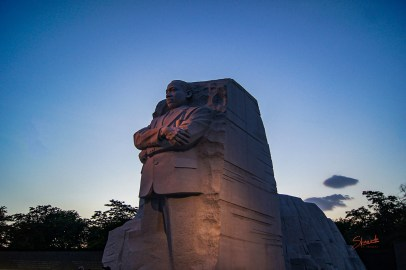 MLK Jr Monument, DC