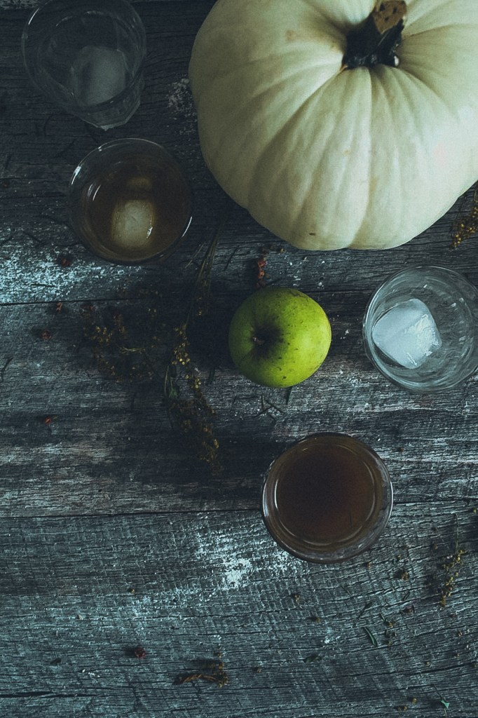 Pumpkin Butter Old Fashioned