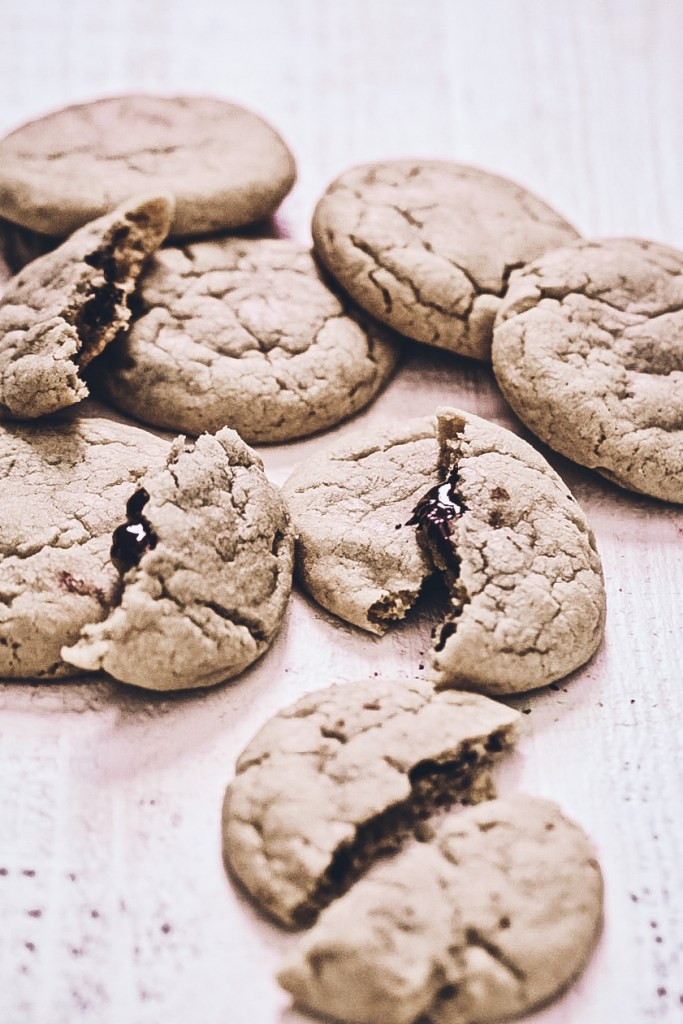 Homemade Magic Middles Cookies