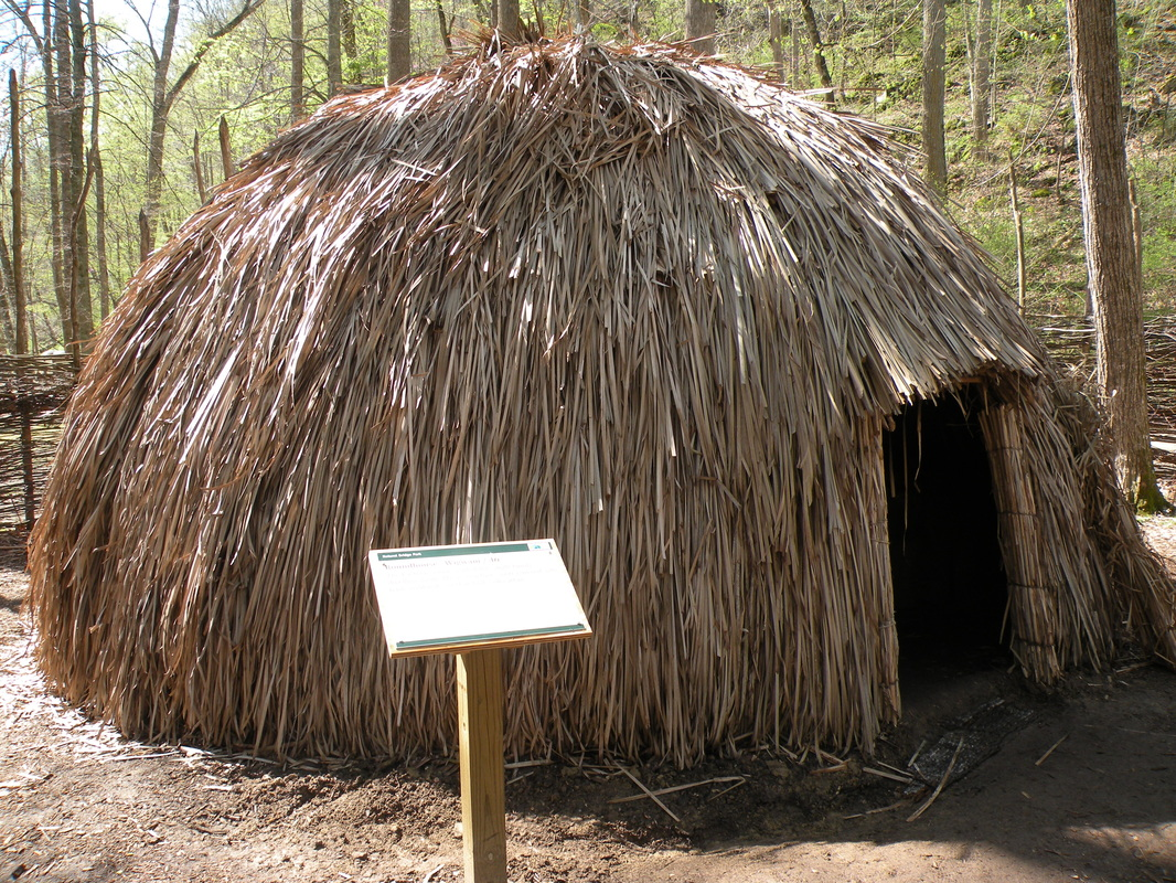 The Wigwam Still Part of Virginias Living History  The
