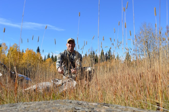 Mule Deer Harvest in British Columbia