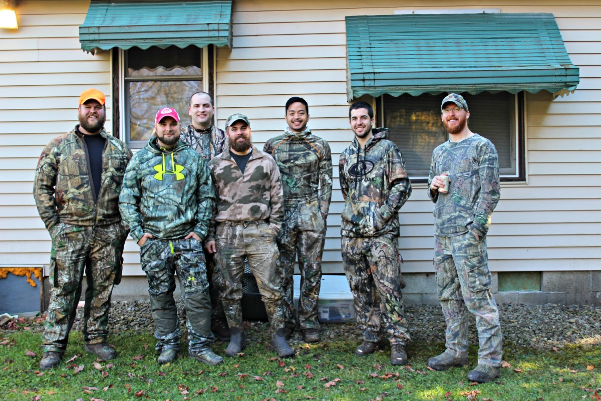 Deer Camp: Hunting the Allegheny National Forest