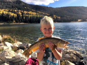 Tiger Trout in Utah