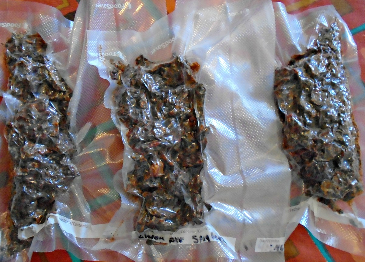 Do-It-Yourself Backcountry Dehydrated Meals