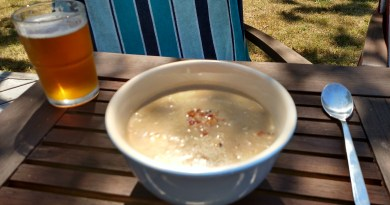 Blue Crab Chowder