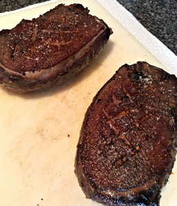 Pan Seared Canada Goose