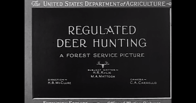 Film: 1930's Regulated Deer Hunting – A Forest Service Picture