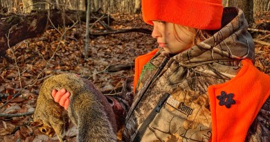 Podcast: Episode 4, Hunting, Cleaning and Cooking Squirrels