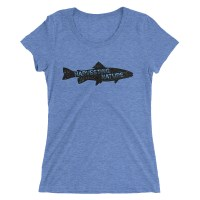 Ladies' Freshwater Fishing T-shirt
