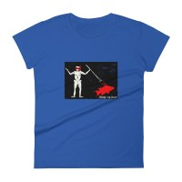 Women's Blackbeard Spearfishing T-Shirt