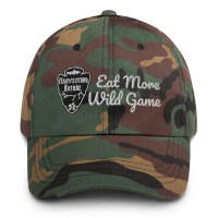 Wild Game Dad hat