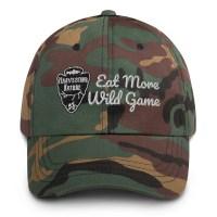 Wild Game Dad hat