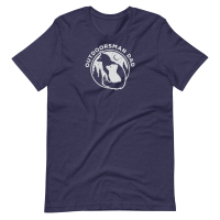 Outdoorsman Dad T-Shirt
