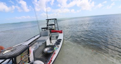 Film: Adventures for Food – Backcountry Fishing in the Florida Keys