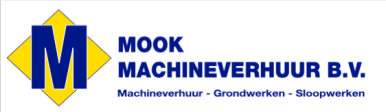 Mook Machineverhuur BV