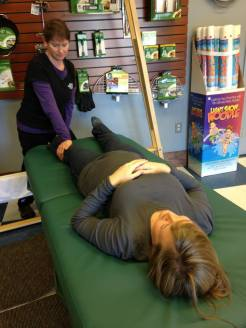 Ashiatsu Oriental Bar Therapy
