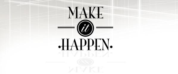 #YOLO Series – Make It Happen