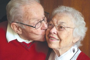 Decades of love: Penners celebrate 70th wedding anniversary