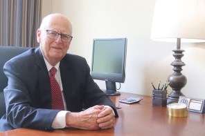 Williams celebrates 60 years at Halstead Bank