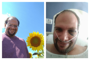 Severe COVID-19 complications change man's perspective, reaffirm faith
