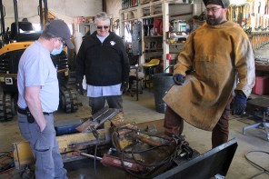 County parks getting ready for spring
