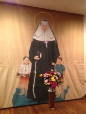 Also visited the Shrine of St. Katherine Drexel.
