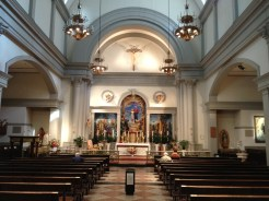 St. Agnes, NYC. Simply gorgeous.