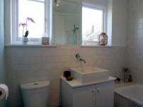 modernist bathroom balham