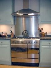 shaker kitchen clapham