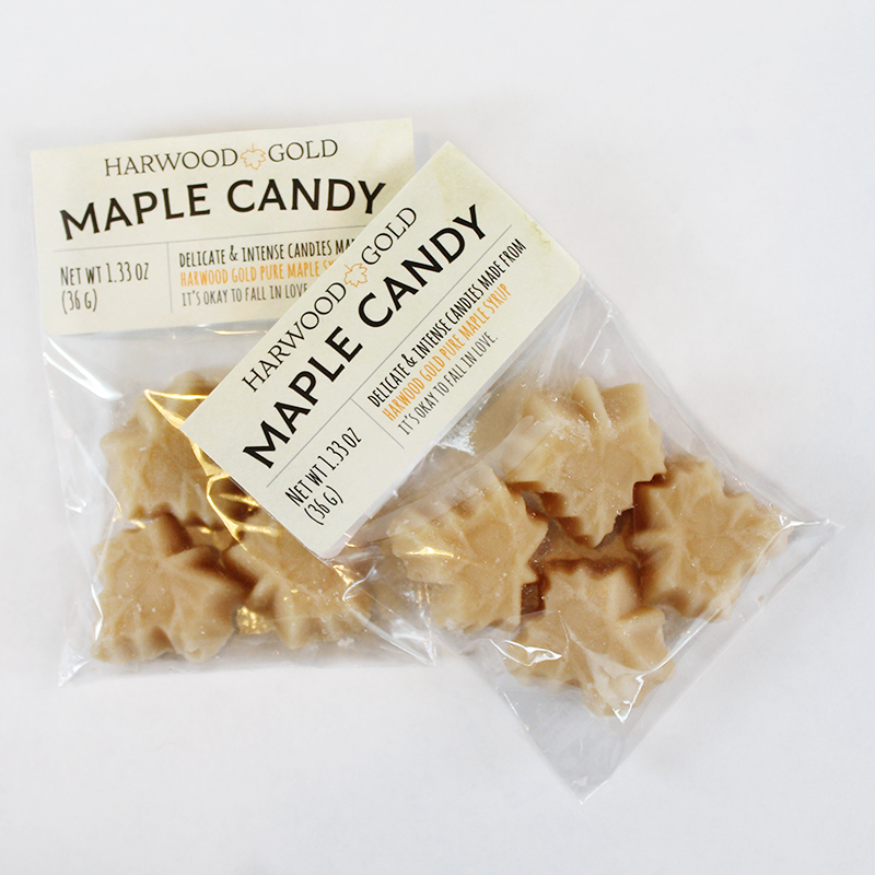 Harwood Gold Maple Candy
