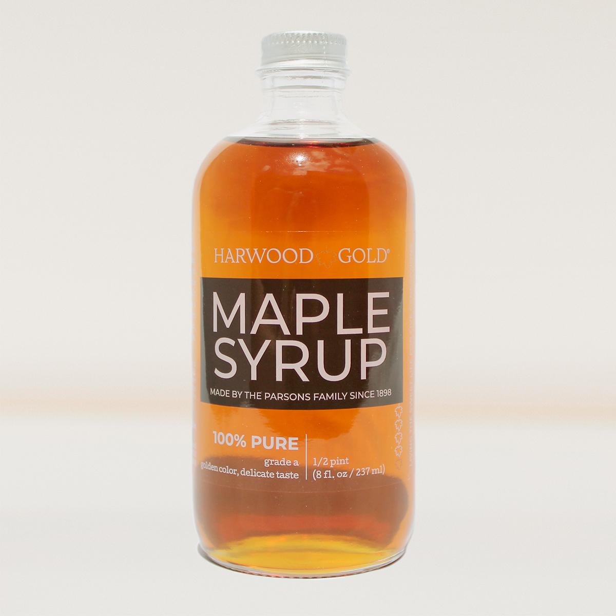 Harwood Gold Golden Maple Syrup