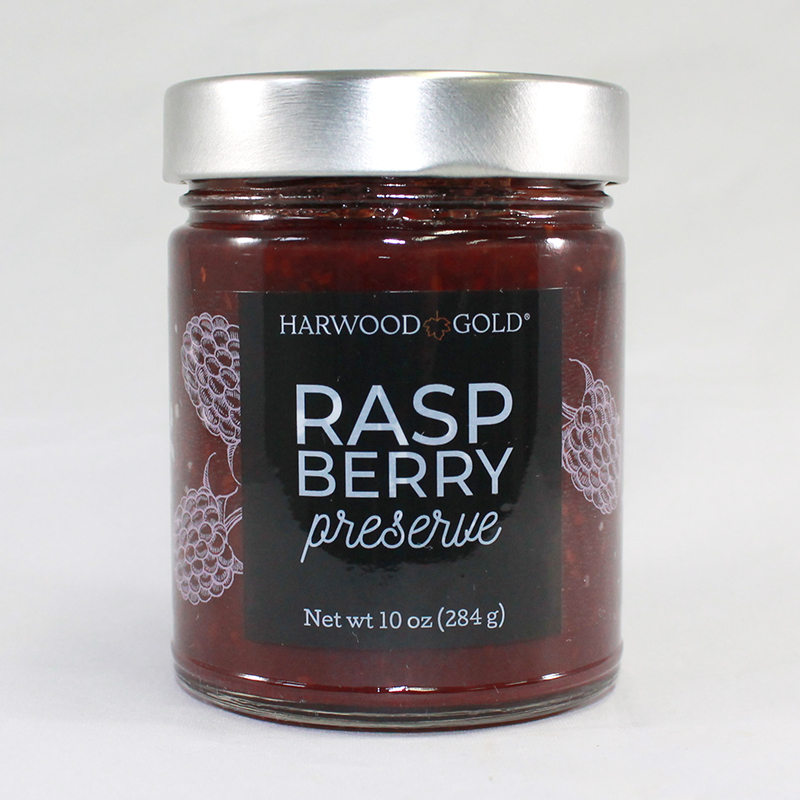 Harwood Gold Raspberry Preserve