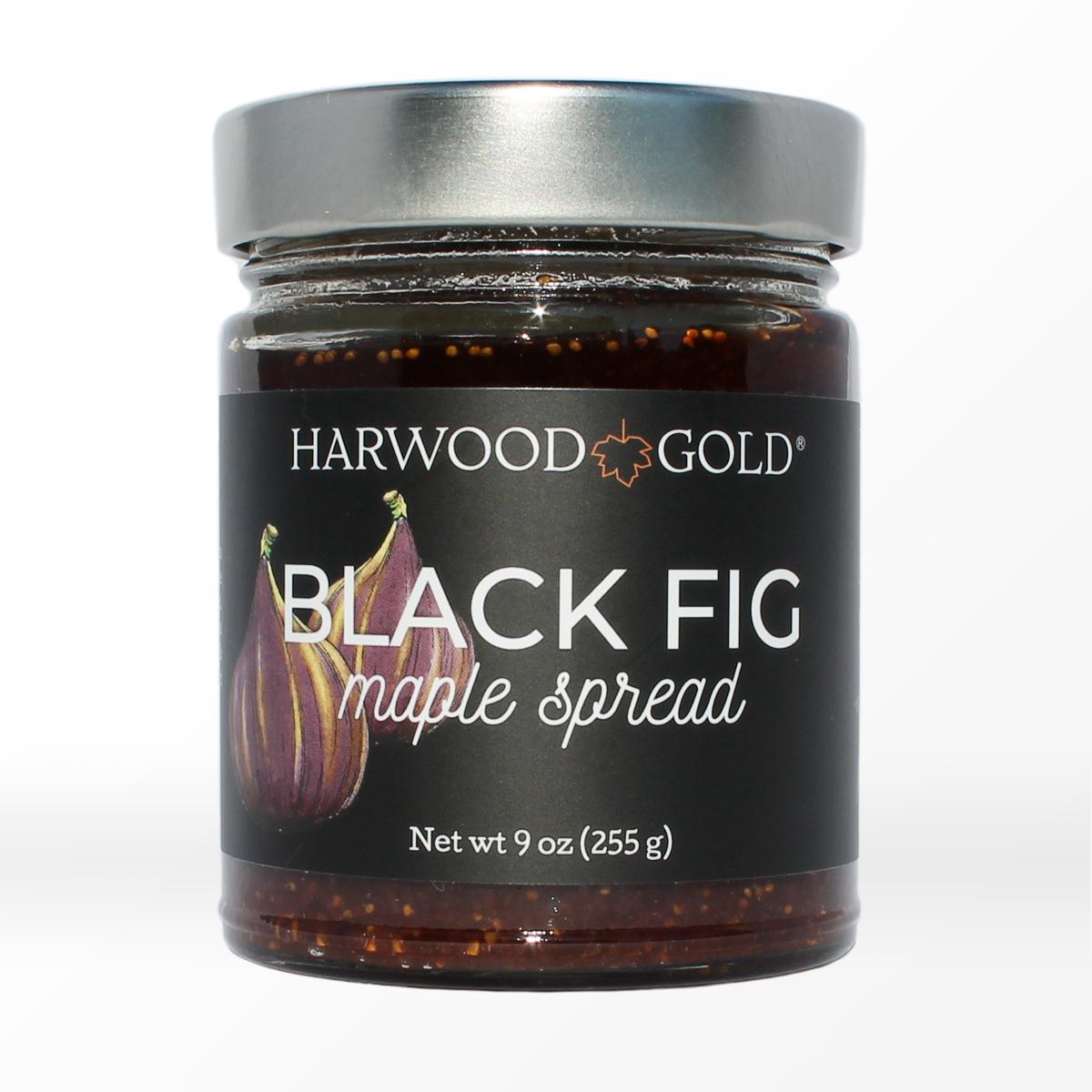 Harwood Gold Black Fig Maple Spread