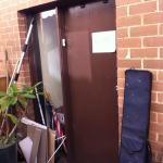 Harwood Menuisier porte installation