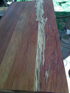 Harwood Menuisier plan de travail cuisine bois recyclé