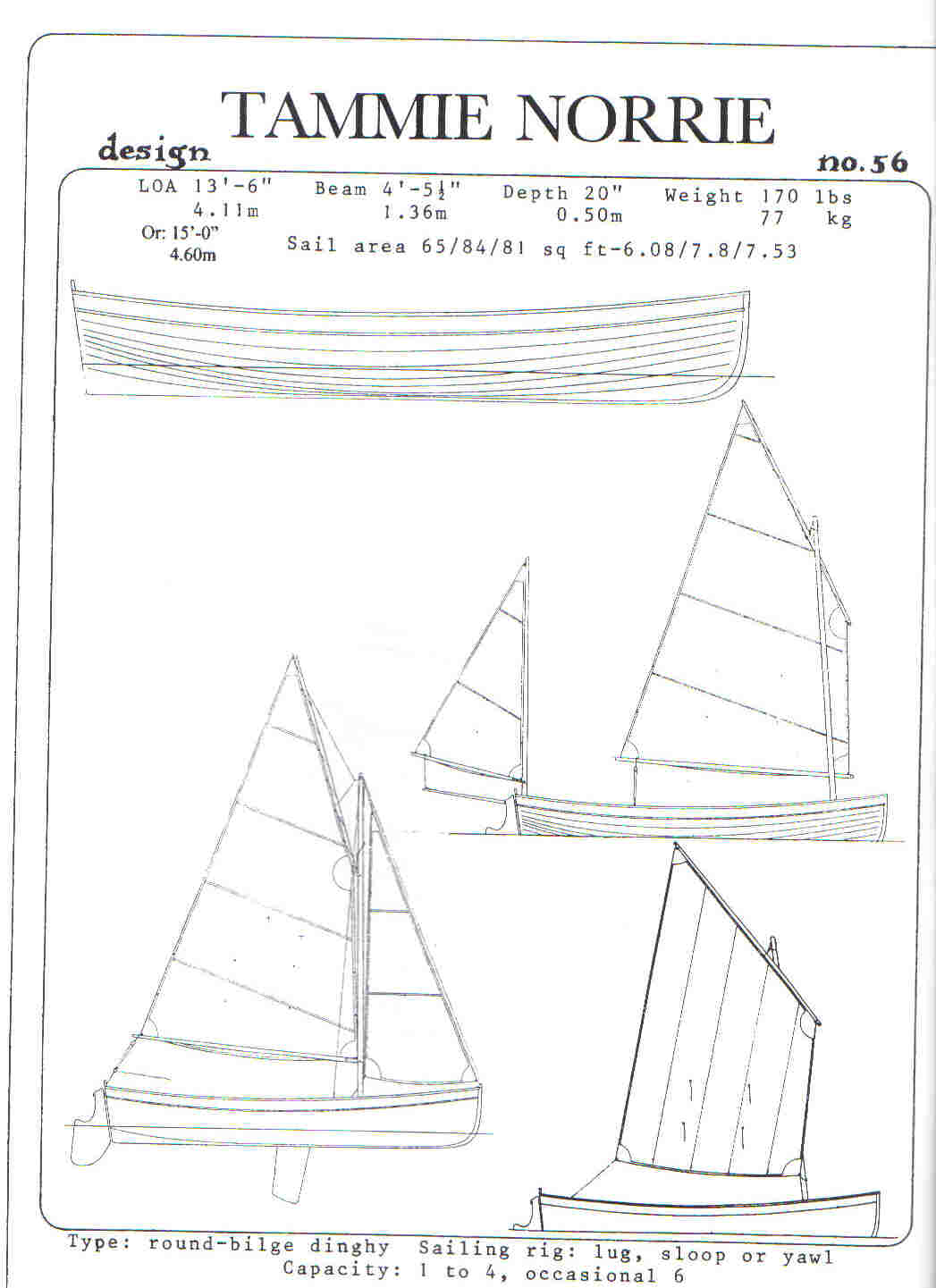 Row Boat: Rowboat Diagram