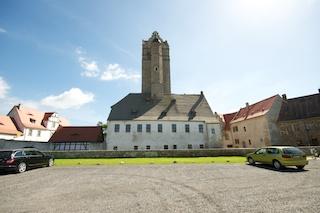 Bild: Schloss Plötzkau war einst Residenz des kleinsten Fürstentums in Deutschland.
