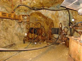 Bild: Impressionen vom Untertagebereich des Museumsbergwerkes DREI KRONEN UND EHRT bei Elbingerode im Harz.