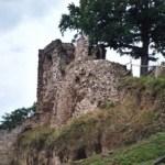 Bild: Impressionen von der Burgruine Hohnstein bei Neustadt im Harz.