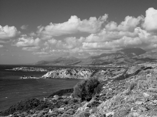 Bild: Die Insel Kreta. Bild: © 2010 by Herbert Ecke.