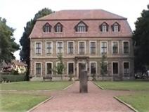 Bild: Das Humboldt-Schlösschen zu Hettstedt-Burgörner.