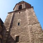Bild: Eisleben - die Kirche St. Andreas.