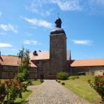 Bild: In der Wasserburg Zilly.