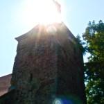 Bild: Rumpin - die historische Kirche.
