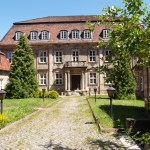 Bild: Historische Bausubstanz am Dom zu Halberstadt.