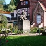 Bild: Stolberg - Kriegerdenkmal.