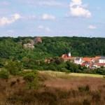 Bild: Sommer auf der Rabenskuppe bei Mansfeld.