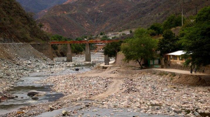 Batopilas en Barranca del Cobre, Chihuahua, Mexico.